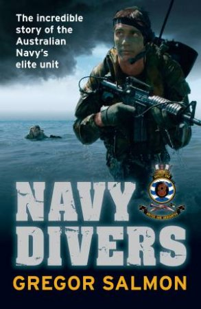 Navy Divers by Gregor Salmon