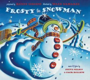 Frosty the Snowman (with CD) by Kenny Loggins