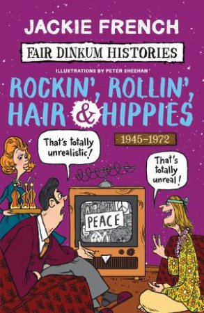 Rockin, Rollin, Hair And Hippies