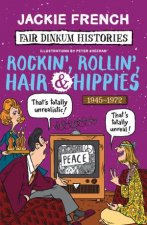 Rockin Rollin Hair And Hippies
