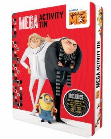 Mega Activity Tin by Various