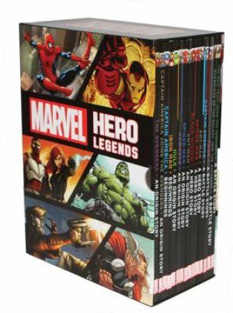 Marvel: Hero Legends Boxed Set by Various