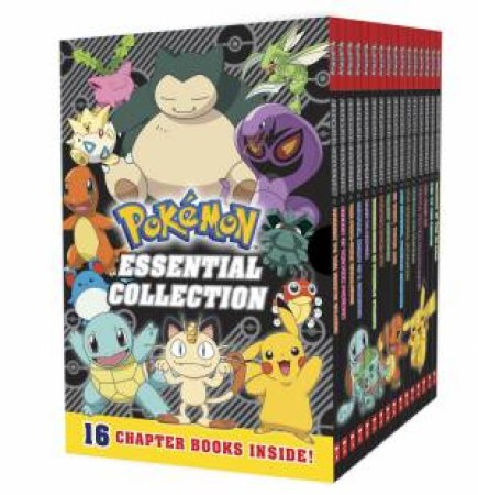 Pokemon: Essential Collection by Tracey West
