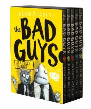 The Bad Guys Badder Box Episodes 01- 05