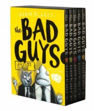 The Bad Guys Badder Box Episodes 01- 05 by Aaron Blabey
