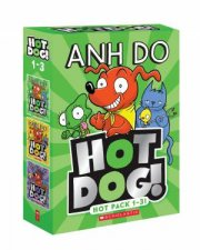 Hot Dog 3 Copy Boxed Set by Anh Do