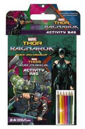 Marvel: Thor Ragnarok: Activity Bag by Various