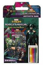 Marvel Thor Ragnarok Activity Bag