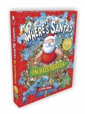 Wheres Santa In Australia Jigsaw