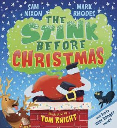 The Stink Before Christmas by Sam Nixon