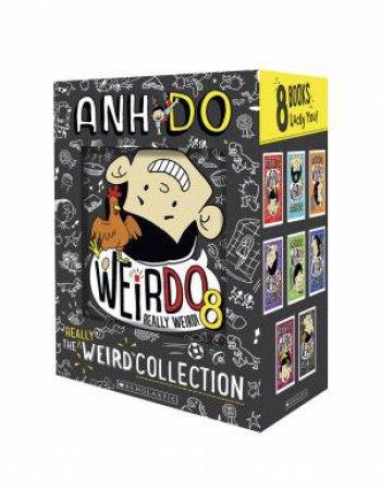 WeirDo: Really Weird Collection Set 1 to 8