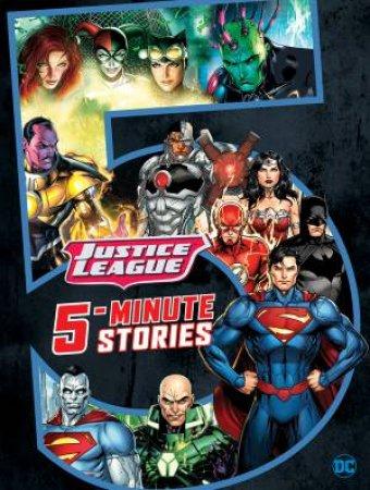 DC Comics: Justice League 5 Minute Stories