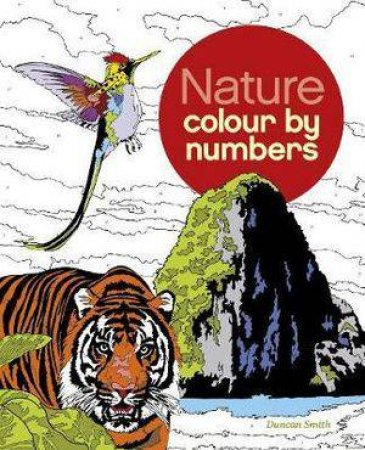 Colour by Numbers Nature by Various