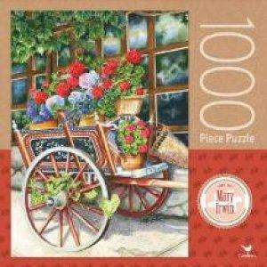 Cardinal 1000 Piece Jigsaw: Peddlin' Posies by Various