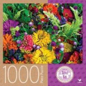 Cardinal 1000 Piece Jigsaw: Summer Flowers