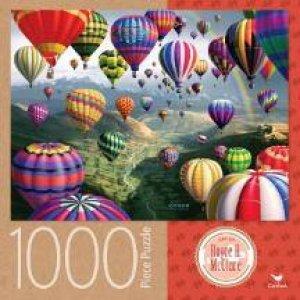 Cardinal 1000 Piece Jigsaw: Sky Roads