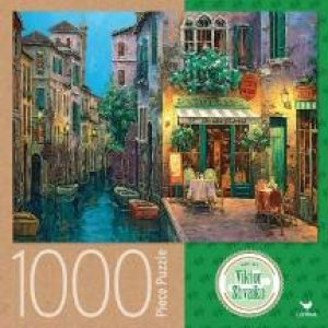 Cardinal 1000 Piece Jigsaw: Twilight II Ghilini by Various