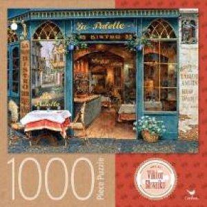 Cardinal 1000 Piece Jigsaw: La Palette