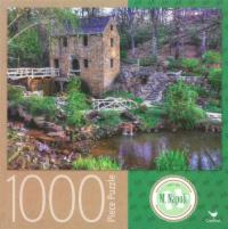 Cardinal 1000 Piece Jigsaw: Old Mill Little Rock
