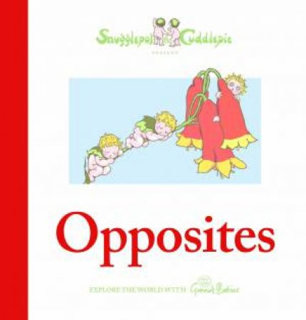 Snugglepot and Cuddlepie Present Opposites