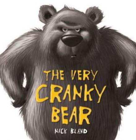 The Very Cranky Bear Board Book