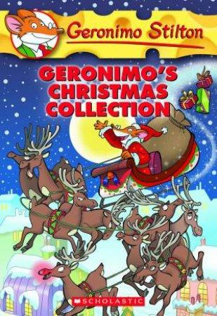 Geronimo's Christmas Collection by Geronimo Stilton