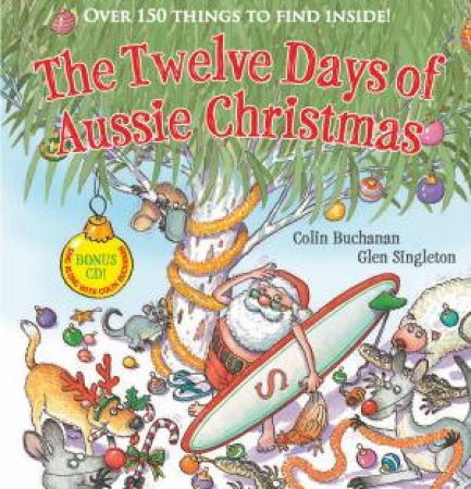 The Twelve Days of Aussie Christmas by Colin Buchanan
