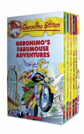 Geronimo's Fabumouse Adventures