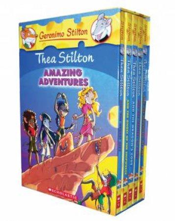 Thea Stilton: Amazing Adventures