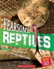 Animal Attack Fearsome Reptiles