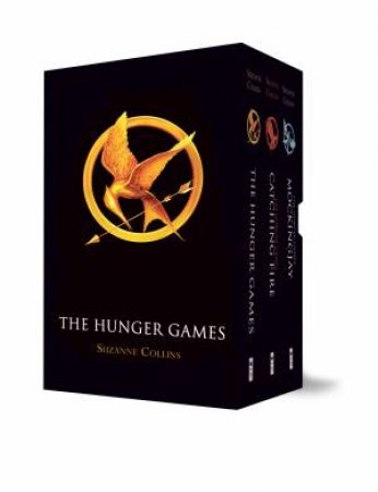 Hunger Games Special Edition Slipcase
