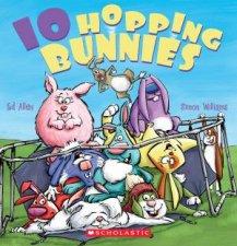 10 Hopping Bunnies