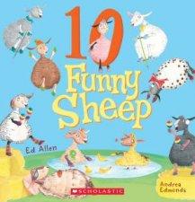 10 Funny Sheep