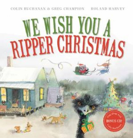We Wish You A Ripper Christmas (with CD)