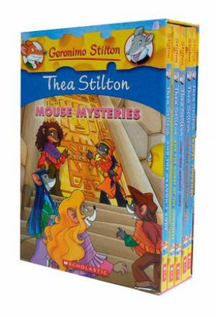 Thea Stilton: Mouse Mysteries Box Set