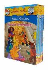 Thea Stilton Mouse Mysteries Box Set