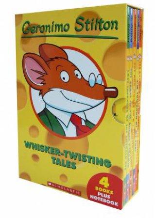 Geronimo Stilton: Whisker-Twisting Tales