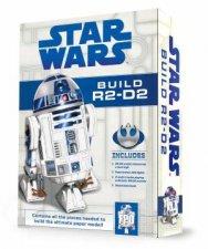 Star Wars Build R2D2 PaperCraft Kit