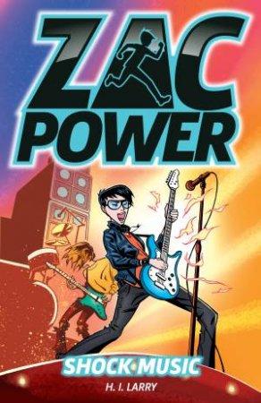 Zac Power: Shock Music