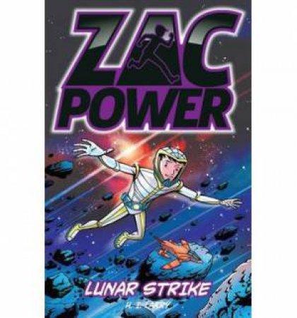 Zac Power: Lunar Strike