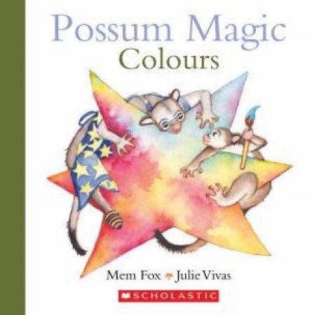 Possum Magic Colours