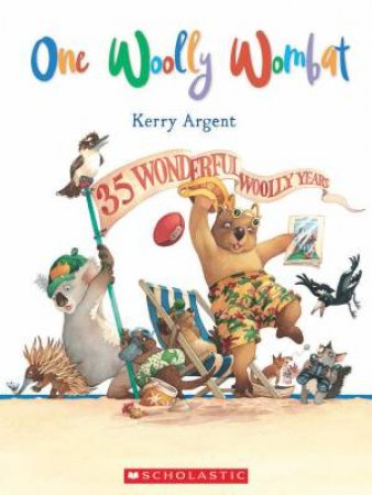 One Woolly Wombat 35th Anniversary Edition