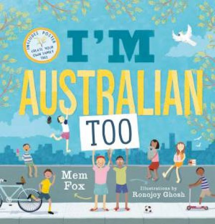 Im Australian Too + Poster