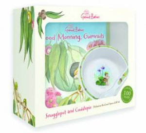 May Gibbs: Snugglepot and Cuddlepie Bowl and Spoon Gift Set