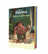 Moana 3 Book Boxed Set