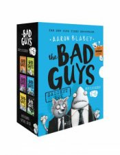 The Bad Guys Baddest Box Episodes 1 to 6  Tattoos