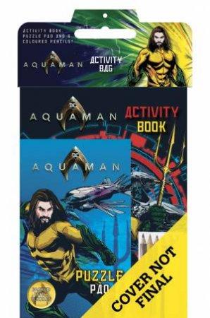 DC Comics: Aquaman Activity Bag by Various