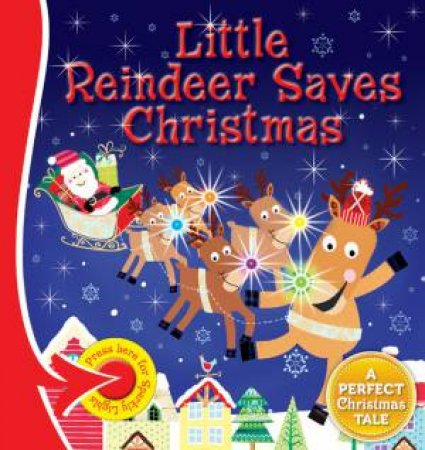 Christmas Sparkly Lights: Little Reindeer Saves Christmas by Various