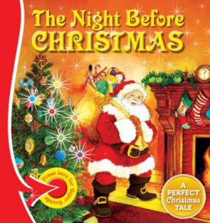 Christmas Sparkly Lights: The Night Before Christmas by Various