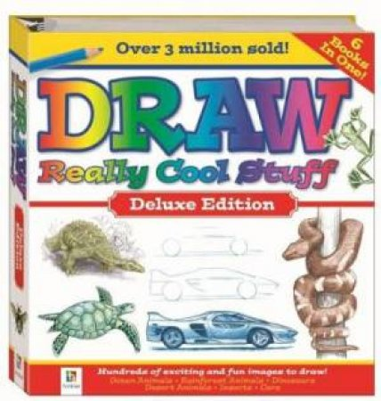 Draw Really Cool Stuff - Deluxe Edition